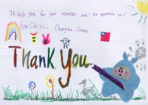 Chris_Changhua Einstein Primary School_Taiwan